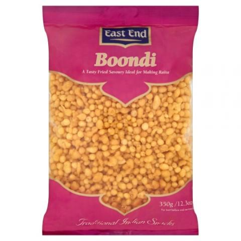 Indiškas užkandis Boondi Mix, East End, 400g