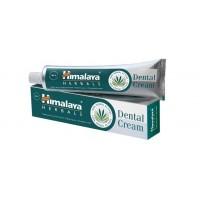 Dantų pasta su natūraliu fluoridu Dental Cream, Himalaya Herbals, 200ml