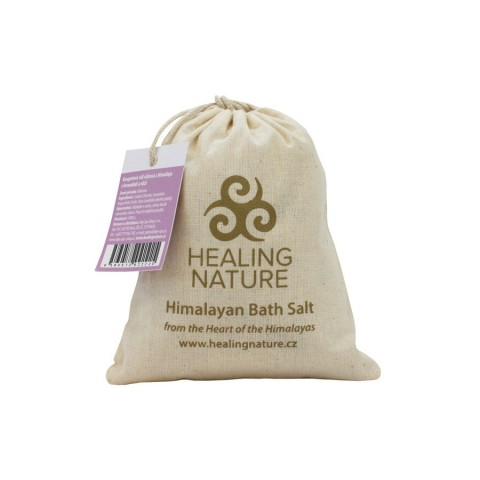 "Vonios druska ""Lavender Rose"", Healing Nature, 1kg"