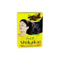 Sausas plaukų šampūnas milteliais Shikakai , Hesh, 100g