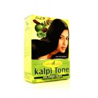 Sausas plaukų šampūnas nuo pleiskanų milteliais Kalpi Tone, Hesh, 100g