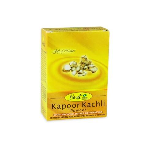 Augaliniai plaukų kaukės milteliai KAPOOR KACHLI, Hesh, 50g