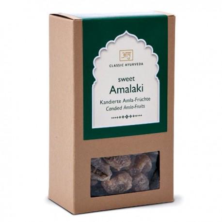 Saldūs džiovinto amla vaisiaus saldainiai Sweet Amalaki, 200 g
