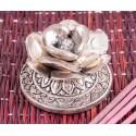 """Smilkalų lazdelių laikiklis """"Rožė"""", aliuminis, 5cm"""