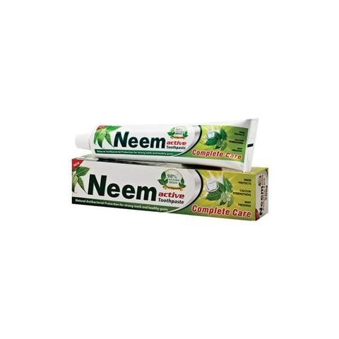 Ajurvedinė dantų pasta su nimbamedžiu Neem Active Toothpaste