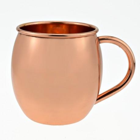 Varinis puodelis su rankenėle, 0,5l