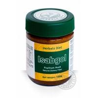 Balkšvojo gysločio (Psyllium husk) sėklų luobelės Isabgol, Herbals Diet,100g