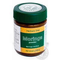 Moringos milteliai Moringa, Herbals Diet, 100g
