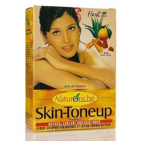 Tonizuojanti ir valanti augalinė veido kaukė Skin-Toneup, Hesh, 50g