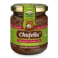 Valgomosios viksvuolės kremas Chufella Tigernut-Choco, Govinda,  220 g