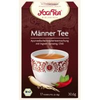 """Prieskoninė arbata vyrams """"Men's Tea"""", Yogi Tea, 17 pakelių"""