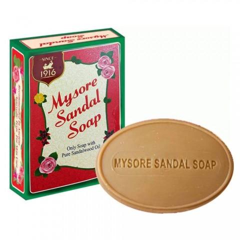 Sandalmedžių muilas, Mysore Sandal Soap, 125 g