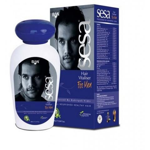 Plaukų aliejus vyrams, Sesa, 100 ml