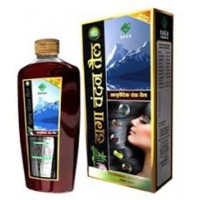 Ajurvedinis plaukų aliejus Daga Chandal, 200 ml