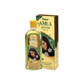 Aliejus plaukams DABUR AMLA Jasmine, 200ml