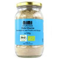 Bala Indian Mallow Churna milteliai, ekologiški, Nimi Ayurveda, 100g