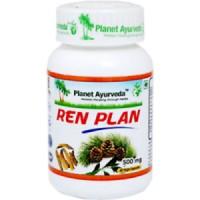 """Maisto papildas """"Ren Plan"""", ekologiškas, Planet Ayurveda, 60 kapsulių"""
