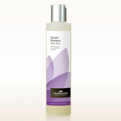 "Ekologiskas plaukų šampūnas ""Aloe Vera"", Cosmoveda, 200 ml"