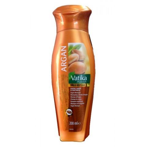 """Šampūnas """"Argan"""" , Dabur Vatika, 200 ml"""