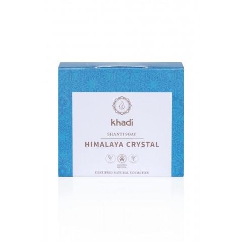 "Ajurvedinis muilas ""HIMALAYA CRYSTAL"", Khadi naturprodukte, 100g"
