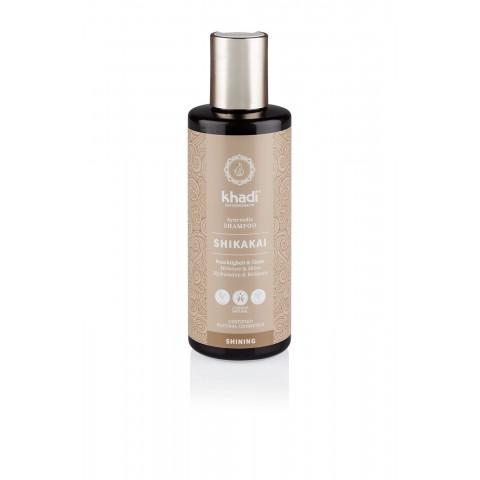 Ajurvedinis SHIKAKAI šampūnas plaukams, Khadi Naturprodukte, 210ml