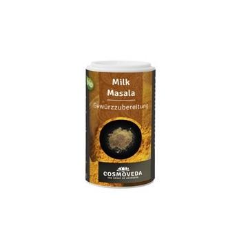"""Prieskonių mišinys pienui """"Milk Masala"""", ekologiškas, Cosmoveda, 25 g"""