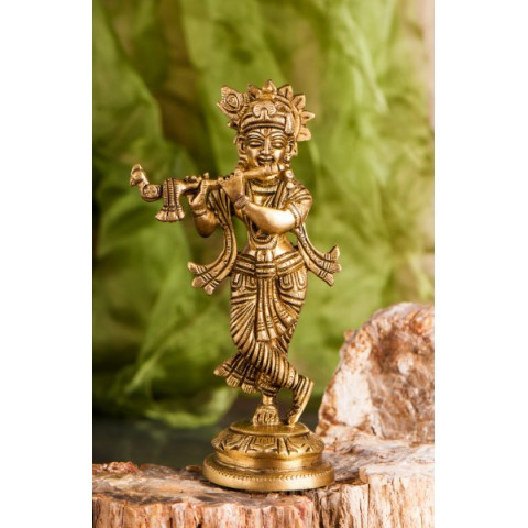 "Statulėlė ""Krishna"", 18 cm"