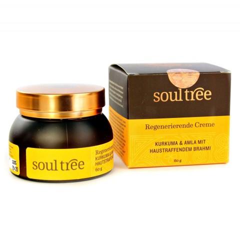 """Atkuriamasis veido kremas """"SoulTree"""", 60 ml"""