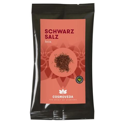 Juodoji druska (Kala Namak), ekologiška, Cosmoveda