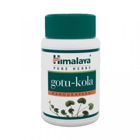 """Maisto papildas """"Gotu Kola"""", Himalaya, 60 kapsulių"""
