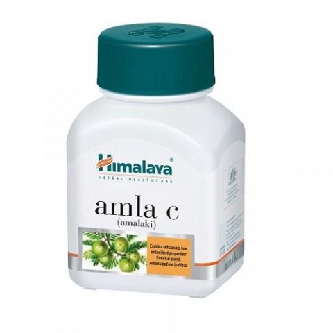 """Maisto papildas """"Amalaki"""",Himalaya, 60 kapsulių"""