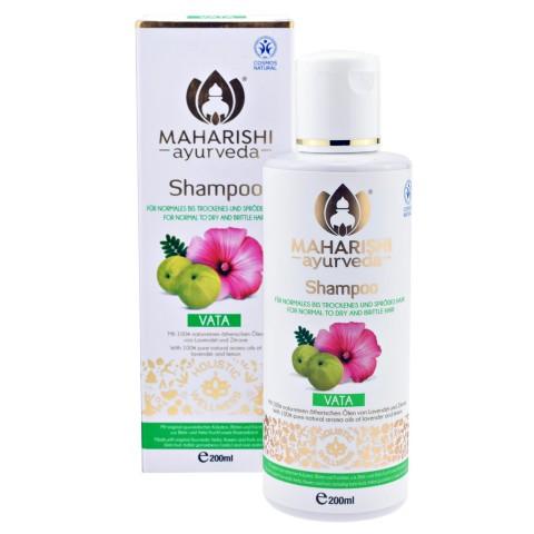 Vaistažolių šampūnas Vata, Maharishi Ayurveda, 200 ml