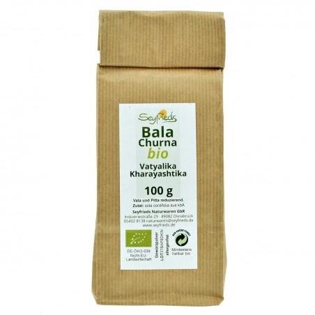 Bala Indian Mallow Churna milteliai, ekologiški, 100g