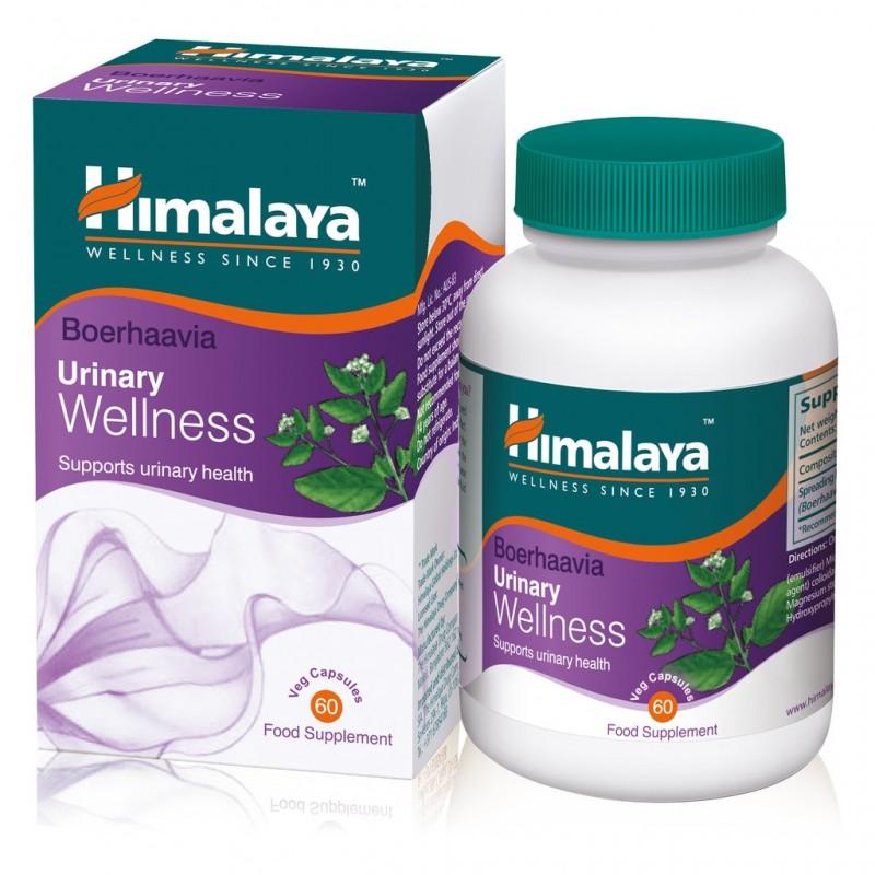 """Maisto papildas """"Wellness Range Urinary"""", Himalaya, 60 kapsulių"""