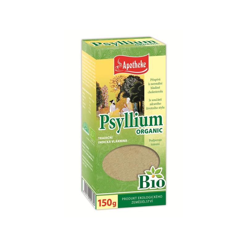 Balkšvojo gysločio (Psyllium husk) sėklų luobelės, Apotheke