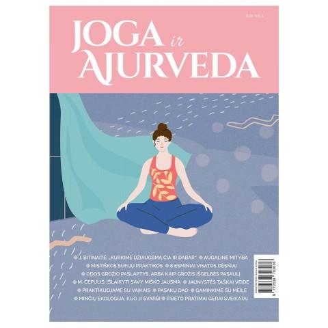 """Žurnalas """"Joga ir ajurveda"""", 2020-3"""