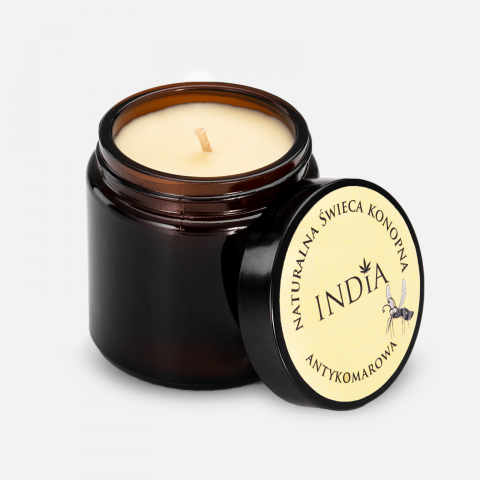 Aromatinė žvakė nuo uodų,...