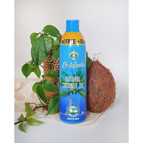 Kokosų aliejus, 100% grynumo, BestOfIndia