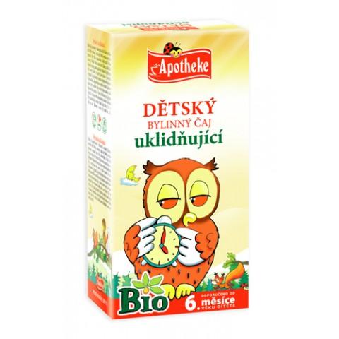 """Žolelių arbata vaikams """"Saldžių sapnų"""", ekologiška, Apotheke, 20 pakelių"""