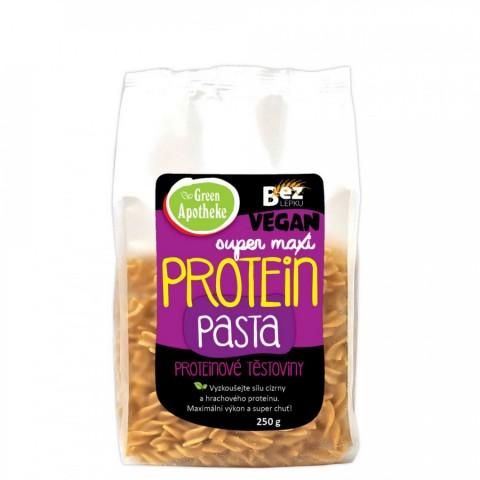 Baltyminiai makaronai (sraigteliai) Super Maxi Protein 30+, Green Apotheke, 250g