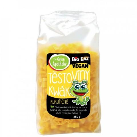Vaikiški makaronai su vitaminais ir mineralais VARLYTĖS (varlytės), ekologiški, Green Apotheke, 250g