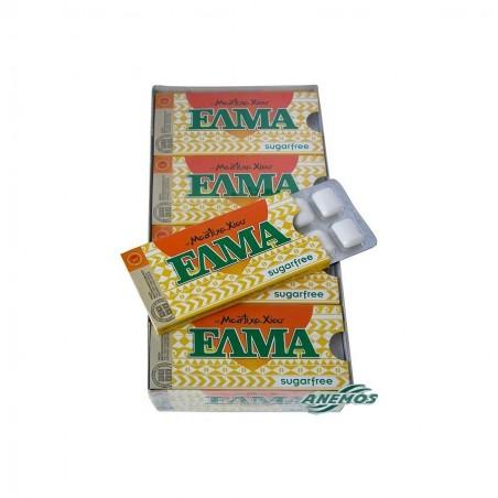 Kramtomoji guma ELMA, įvairių skonių