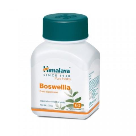 """Maisto papildas """"BOSWELLIA"""" (Shallaki), Himalaya, 60 kapsulių"""