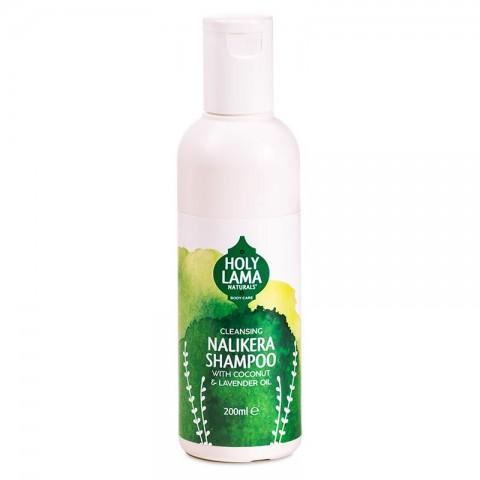 Ajurvedinis plaukų šampūnas Holy Lama, 200ml