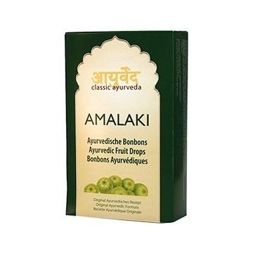 Indiškojo lapainio (Amla) vaisiaus ledinukai AMALAKI, 50 g