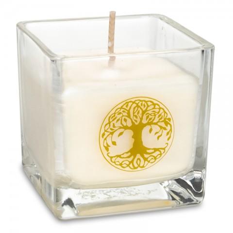 """Rapsų vaško kvepianti žvakė """"Gyvenimo medis"""""""