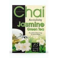 Jazminų arbata, Chai Xpress, 25 pakeliai
