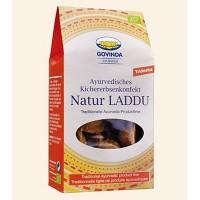 """""""Laddu"""" natūralus avinžirnių konditerijos gaminys, 120 g"""