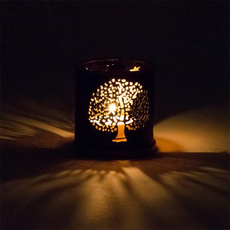 """Smilkalų kaladėlių Exotic Incense difuzorius """"Gyvenimo medis"""", Aromafume"""
