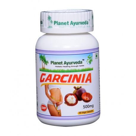 """Maisto papildas """"Garcinia"""", Planet Ayurveda, 60 kapsulių"""